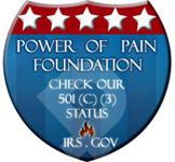 POPF 501(C)(3) Non Profit Charity Badge