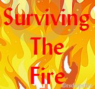 Surviving the Fire by rsdcrpsfire