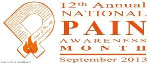 POPFNationalPainAwarenessMonth