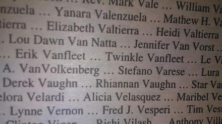 SacramentoNews&Review November 17 1994 Twinkle VanFleet