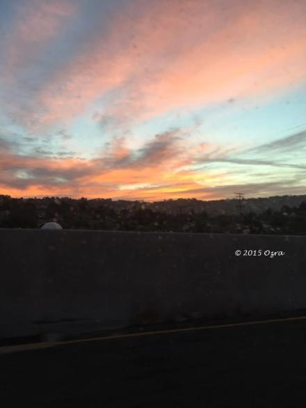On our way to Stanford. Bay Area September 24, 2015 Photo taken by Kurtis VanFleet (Ozra)