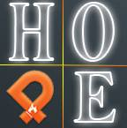 Living with HOPE - Trudy Thomas Radio Show Logo