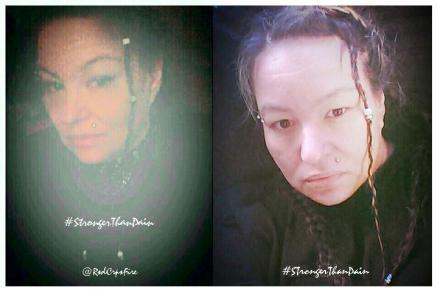 Twinkle V December 12, & 15 2015 #CRPS #StrongerThanPain