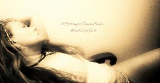 TwinkleV @rsdcrpsfire #StrongerThanPain