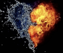 waterfireheart