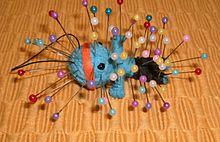 220px-Poupée_vaudou - image source- wikipedia