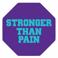 Stronger Than Pain Logo
