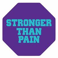 Stronger Than Pain Logo