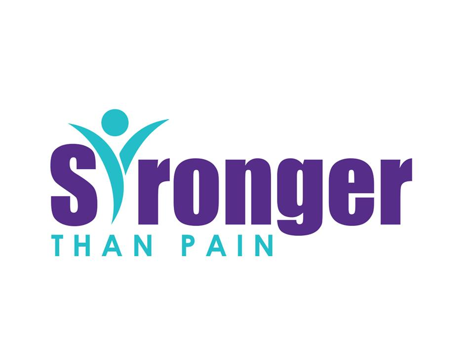 Stronger Than Pain Cover