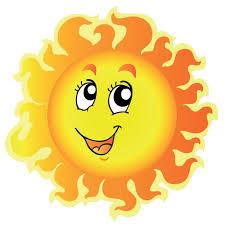 Sunshine - Clip Art Library