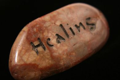 gi-carved-healing-stone-ThoughtCo