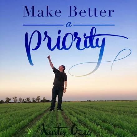 #MakeBetterAPriority Album Cover